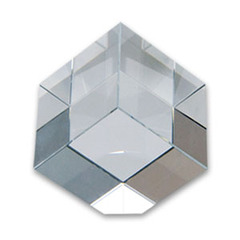 CR026-C - 50 Rotating Cube - 3 sides