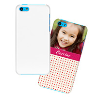 73128 iPhone 5C Polymer Cover Glossy - Blank